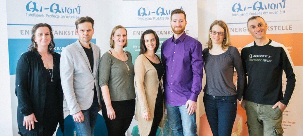 Gruppenfoto Team Lebenswert